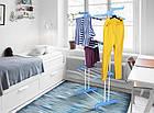 Вертикальная сушилка для белья до 50 кг «ТАК УДОБНО», сушка для белья, вешалка для белья, фото 4