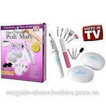 Маникюрно-педикюрный набор Pedi Mate 18 предметов!Хит цена, фото 3