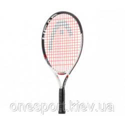 Тенісна ракетка зі струнами HEAD (233537) Speed 21 зі струнами 2017 + сертифікат на 50 грн в подарунок (код 125-396455)