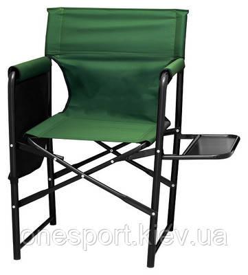 Крісло Режисерське з полицею NR-42 NeRest® зелений + сертификат на 50 грн в подарок (код 131-593303)