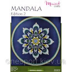 Набор для вышивания Мандала. Издание 2 (код 200-594165)