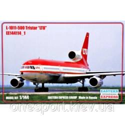 Пассажирский самолет L-1011-500 LTU + сертификат на 100 грн в подарок (код 200-495385)