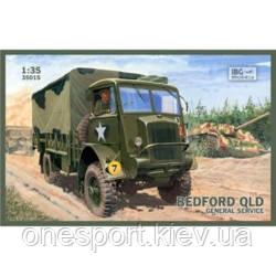 Грузовик Bedford QLD General Service + сертификат на 50 грн в подарок (код 200-495415)