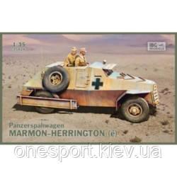 Бронеавтомобиль Marmon-Herrington (e) Panzerspahwagen + сертификат на 50 грн в подарок (код 200-495423), фото 2