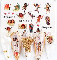 Слайдер водный для дизайна ногтей STZ-1119, фото 1