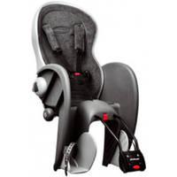 ВЕЛ Велокрісло дитяче Polisport Wallaby Evolution Deluxe dark grey/silver 8633200002 + сертификат на 200 грн в