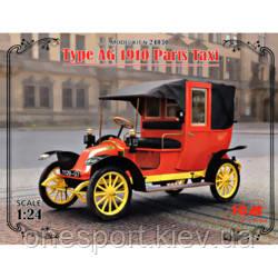 ICM24030 Паризьке таксі Тип AG 1910 р. (код 200-600662), фото 2