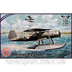 BAT72008 Heinkel He.114A + сертифікат на 50 грн в подарунок (код 200-600676)