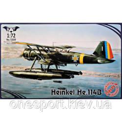 BAT72009 Heinkel He.114B + сертифікат на 50 грн в подарунок (код 200-600677)