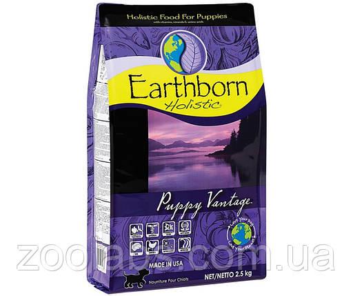Корм Earthborn для щенков   Earthborn Holistic Puppy Vantage 2,5 кг, фото 2