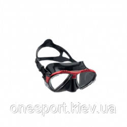 ДВ Cressi мас MATRIX MASK SIL BLACK/RED FRAME (маска) (JDS300058) (код 125-603158)