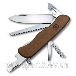 Ніж складаний Victorinox Forester Wood (0.8361.63) + сертификат на 100 грн в подарок (код 161-629623), фото 2
