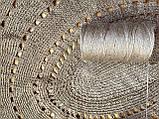 Шпагат (пряжа)  джутовая двухниточная для вязания, фото 10