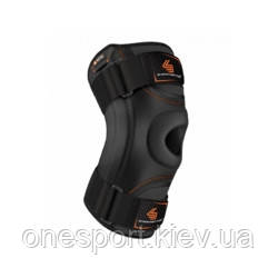 Бандаж колена SHOCK DOCTOR Knee Stabilizer XXL чёрный + сертификат на 50 грн в подарок (код 179-603956)