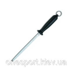Точило Victorinox Domestic коло medium з чорною ручкою 20 см (Vx78013) (код 161-629788)