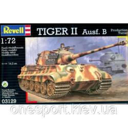 RVL-03129 Збірна модель-копія Revell Танк Тигр II (код 200-630764)