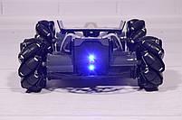 Машинка на радиоуправлении Drifter Turbo Air-Released с музыкальной подсветкой серая, фото 6
