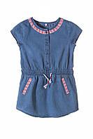 Плаття джинсове для дівчинки 92 см, сукня для дівчинки, 5.10.15, джинсове плаття
