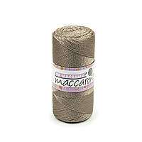 Трикотажный полипропиленовый шнур PP Macrame, цвет Капучино
