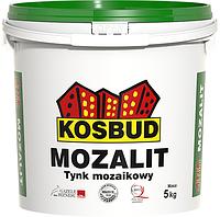 Штукатурка мозаичная акриловая, MOZALIT, серия TM, ведро 5 кг