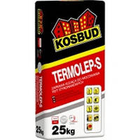 Клей для пенополистирольных плит, TERMOLEP-S, мешок 25 кг