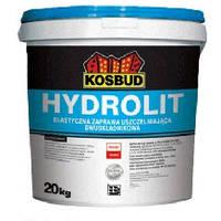 Двокомпонентний еластичний ущільнювач розчин, HYDROLIT, відро 20 кг