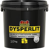 Дисперсионная асфальтно-каучуковая масса DYSPERLIT, ведро 10 кг