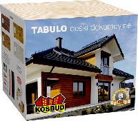 Декоративная доска, TABULO, упаковка 2 ленты, (0,83 м2)