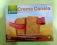 Печенье Gullon Cinnamon Crisps 470 г, фото 1