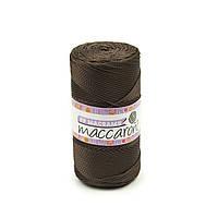 Трикотажный полипропиленовый шнур PP Macrame, цвет Трюфельный (Визон)