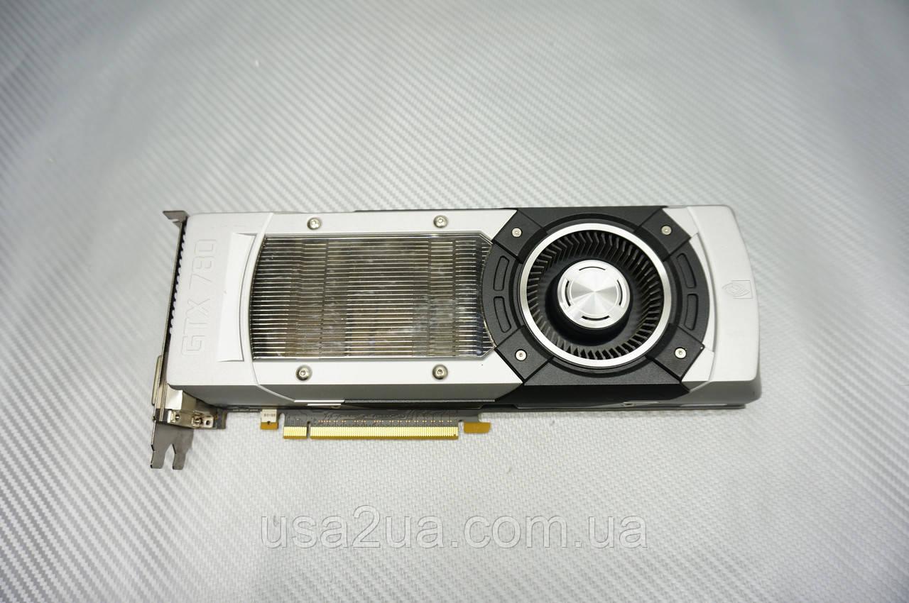 Видеокарта PNY GTX 780 3GB 384BIT gddr5 гарантия кредит