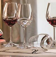 Келихи для вина і шампанського Bohemia.