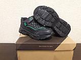 Кроссовки черные для мальчика Clibee., фото 5