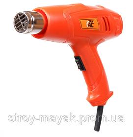 Пистолет горячего воздуха Tex.AC 2000вт ТА-01-049