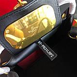 Сумка шоппер от Валентино, кожаная реплика 31 и 41 см, фото 2