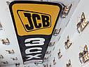 Наклейка JCB 3CX к.н. 817/17915, 817/17915, фото 3