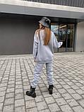 Теплый женский оверсайз костюм 39-583, фото 7