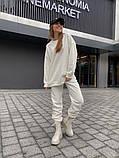 Теплый женский оверсайз костюм 39-583, фото 2