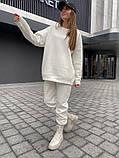 Теплый женский оверсайз костюм 39-583, фото 8