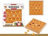 """Детская развивающая Настольная игра Головоломка """"Sudoku Game"""", от 5 лет"""