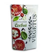 Соєвий соус «Салатний», Vegetus, 350г.