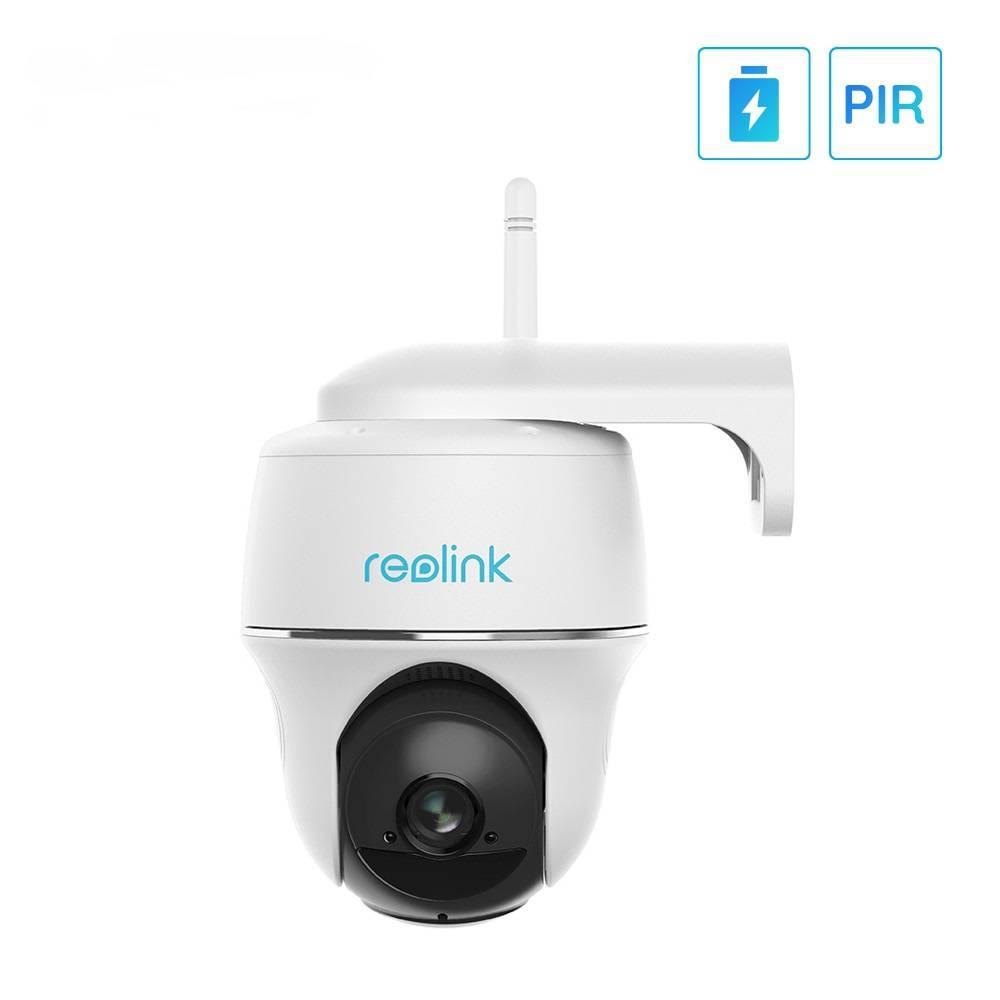WiFi камера Reolink Argus PT (2Mp, IP, поворотная)