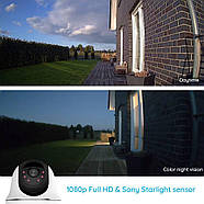 WiFi камера Reolink Argus PT (2Mp, IP, поворотная), фото 2