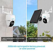 WiFi камера Reolink Argus PT (2Mp, IP, поворотная), фото 4