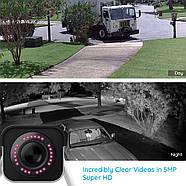 WiFi видеокамера Reolink RLC-511W (5Mp, IP, уличная, 4x ZOOM), фото 3