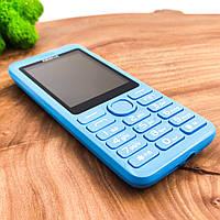 Кнопочный телефон Nokia 206 (2021) Blue