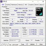 AM3+ Материнская плата ASRock N68C-GS FX+ AMD Athlon II X2 260, фото 2