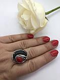 Комплект серебряных украшений Новый Якобз от Ирида-В, фото 3