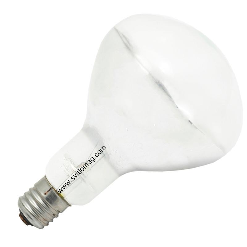 Лампа накаливания зеркальная ЗК 220-500-1 E40
