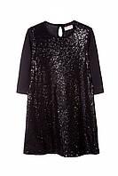 Плаття для дівчинки 152 см, сукня для дівчинки, 5.10.15, чорна